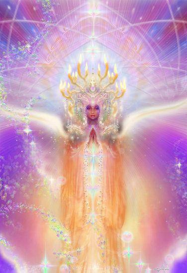 'Divine Grace' by ecoartopia